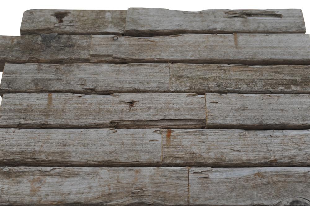 Briccole vecchie grezze per rivestimenti